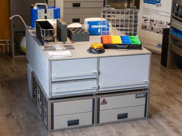 showroom vloerladen beks aluca